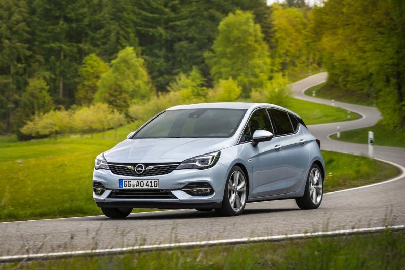 Eerste review  Opel Astra (2019)