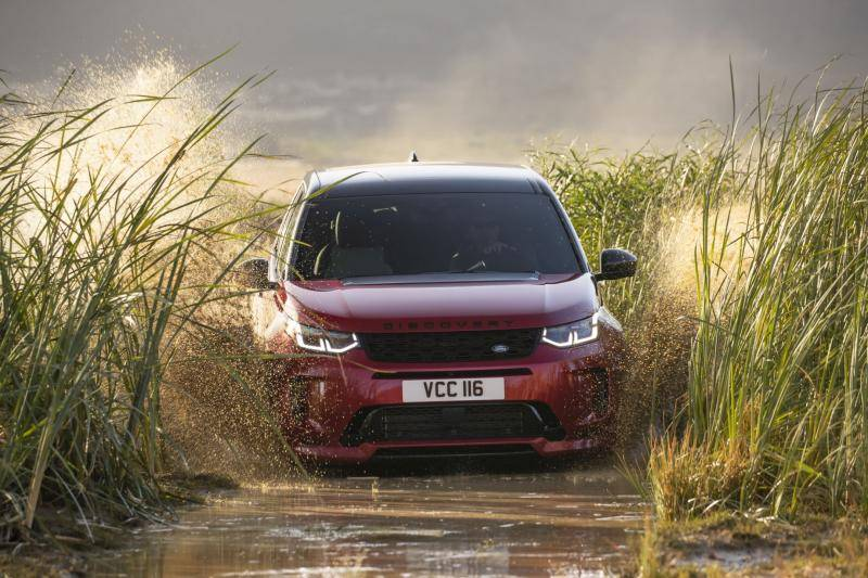 Eerste review Land Rover Discovery Sport (2019)