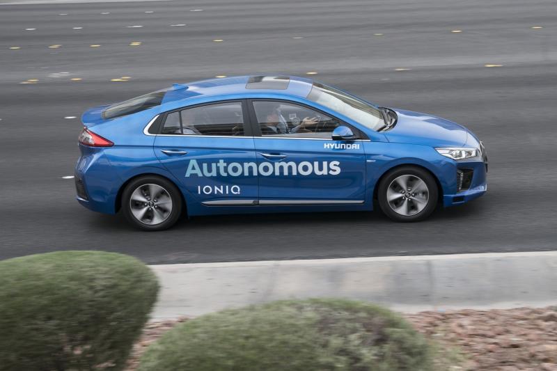 Uitleg autonoom rijden - van level 0 tot level 5