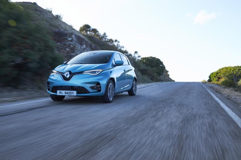 Eerste review Renault Zoe (2019)