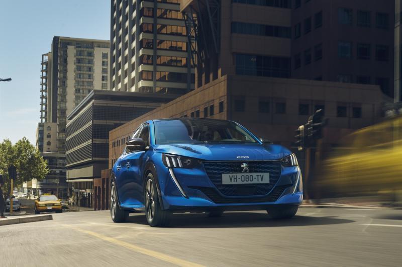 Elektrische Peugeot e-208 nu goedkoper dan gewone Peugeot 208