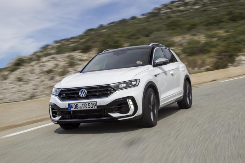 Eerste review Volkswagen T-Roc R