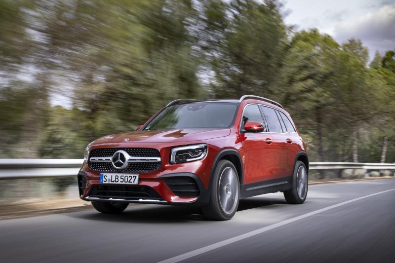 Eerste review: Mercedes-Benz GLB (2020)