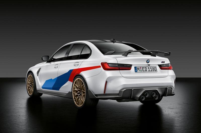 Met M Performance kun je een BMW M3 en M4 heel lelijk maken