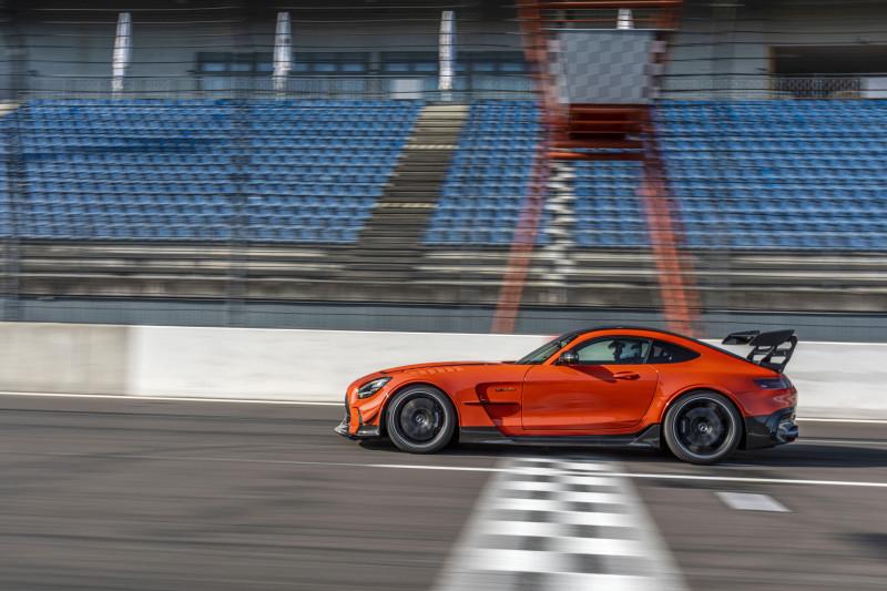 Test - De Mercedes-AMG GT Black Series komt uit een ander universum