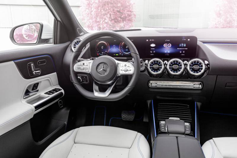 Elektrische Mercedes EQA is slechts 2000 euro duurder dan Mercedes GLA