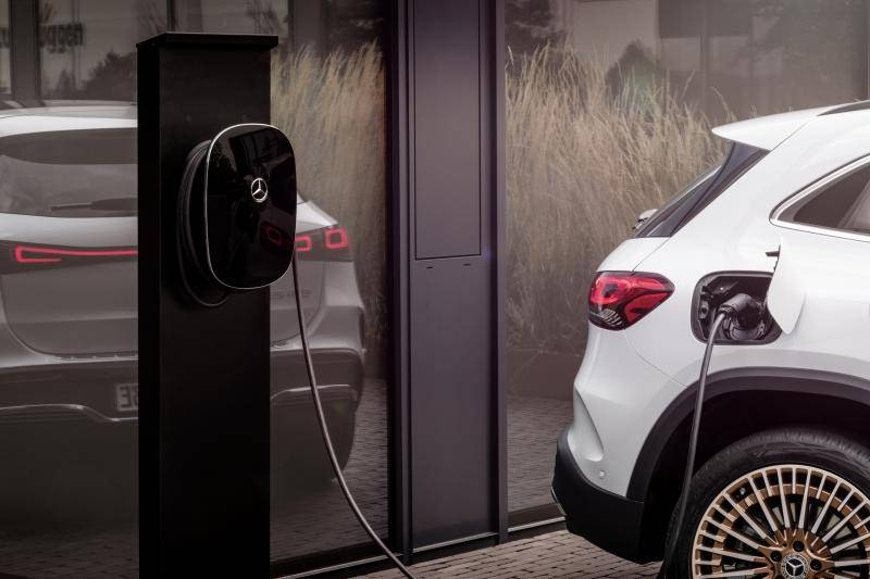 Test electric Mercedes EQA: Is Mercedes still the best?