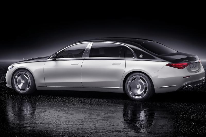 De Mercedes-Maybach S-Klasse is de Mercedes onder de S-Klasses