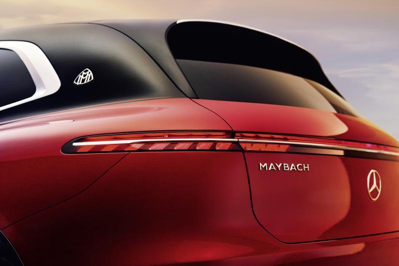 Mercedes-Maybach EQS: voor oliesjeiks en rappers met een groen randje