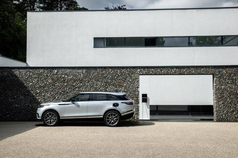 De vernieuwde Range Rover Velar is niet gefacelift