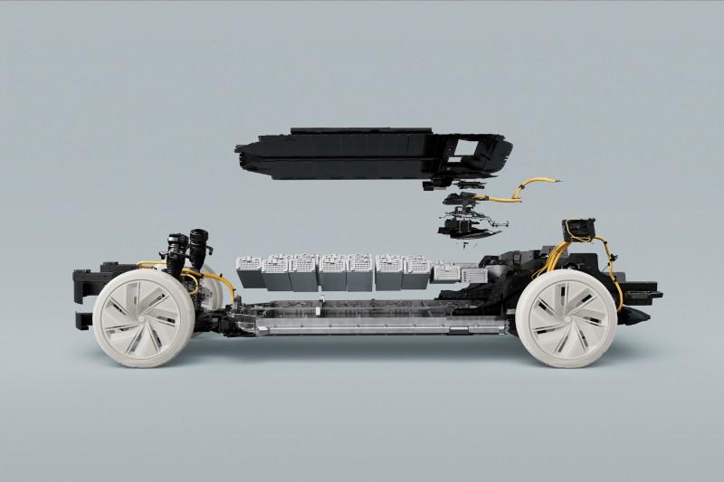É assim que a Volvo faz picadinho de Tesla: o Volvo Concept Recharge tem um alcance de 1000 km