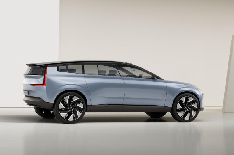 Zo maakt Volvo gehakt van Tesla: Volvo Concept Recharge heeft actieradius van 1000 km