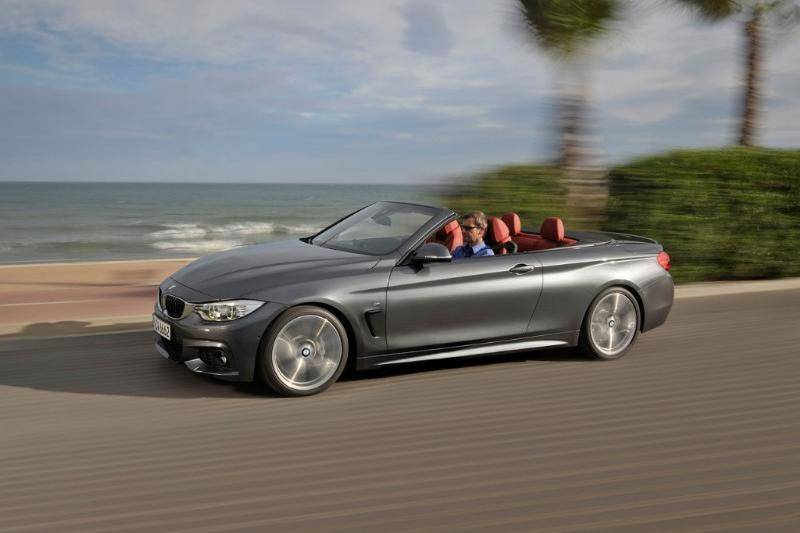 bmw 4 serie cabriolet kan besteld worden autonieuws. Black Bedroom Furniture Sets. Home Design Ideas