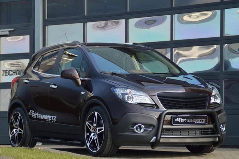 steinmetz in z n sas met opel mokka tuning styling. Black Bedroom Furniture Sets. Home Design Ideas