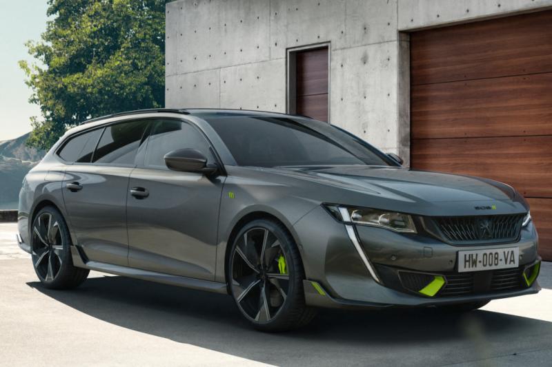 Dit kost de Peugeot 508 Peugeot Sports Engineered HYbr ... en toen was onze kop op