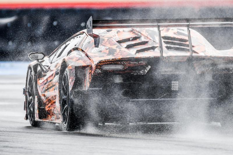 Nieuwe Lamborghini SCV12 heeft sterkste Lamborghini-V12 ooit