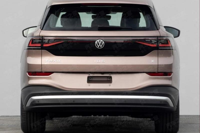 Gelekt! Zo ziet de elektrische Volkswagen ID.6 eruit