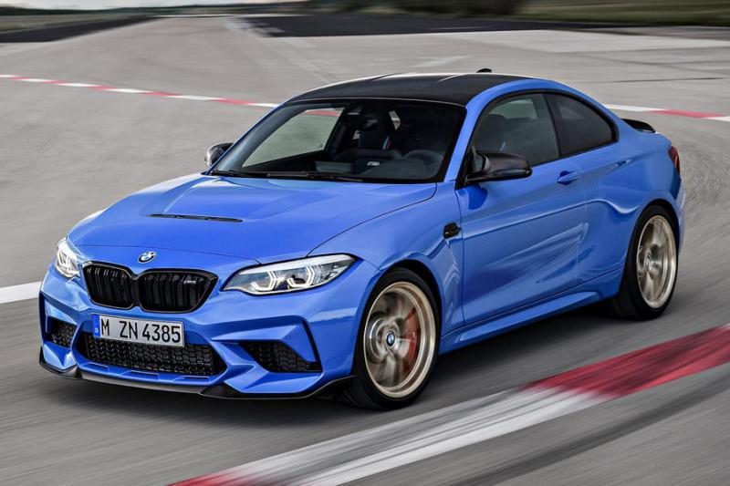 BMW M2 CS: Een knallend afscheid voor de M2
