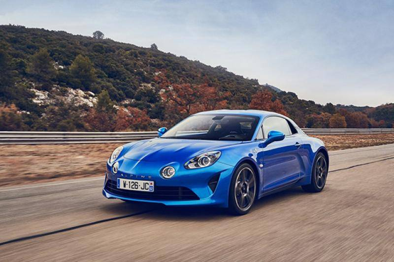 Alpine A110 prijzen en specificaties
