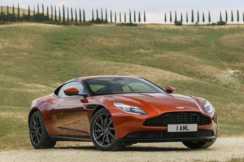 Aston Martin DB11 prijzen en specificaties