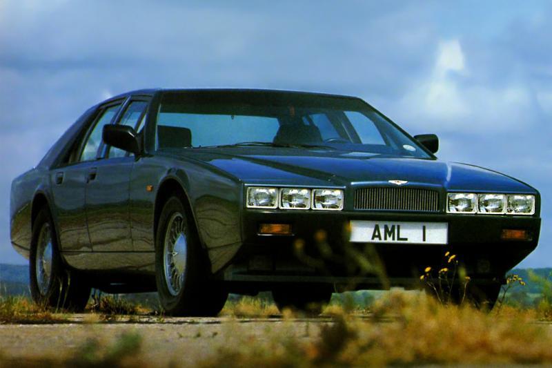 Waarom had de Aston Martin Lagonda zo'n weigerachtig dashboard?