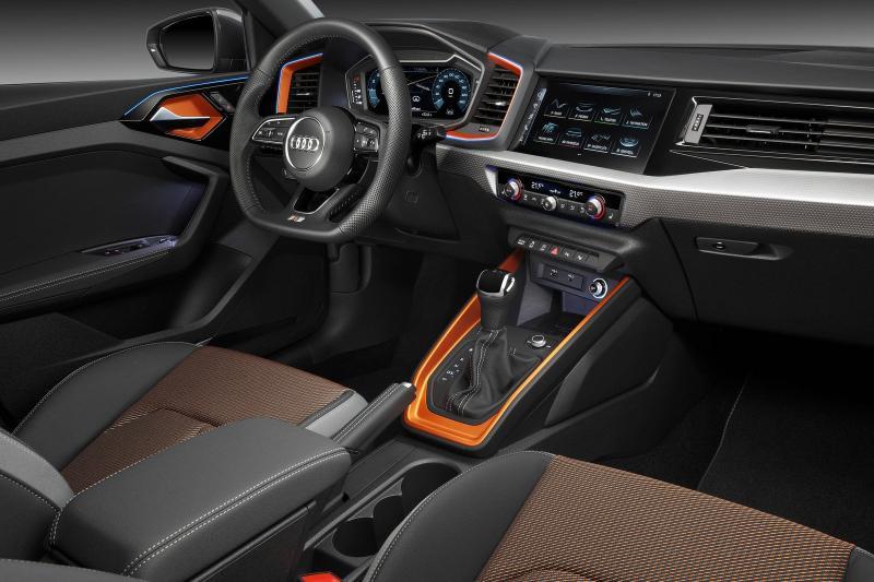Audi A1 citycarver prijzen en specificaties