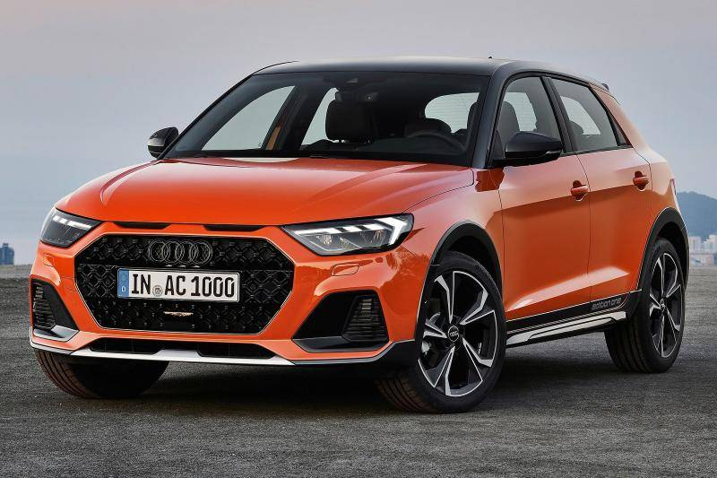 Audi A1 citycarver prijzen en specificaties