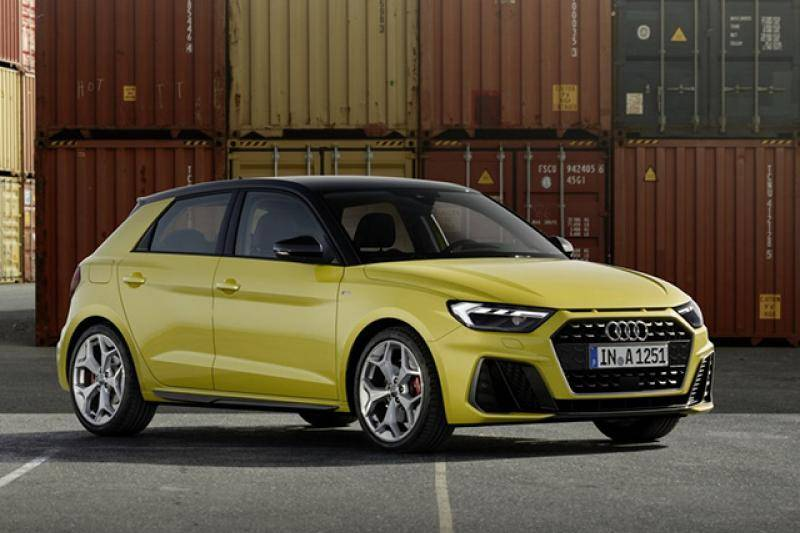 Audi A1 sportback prijzen en specificaties