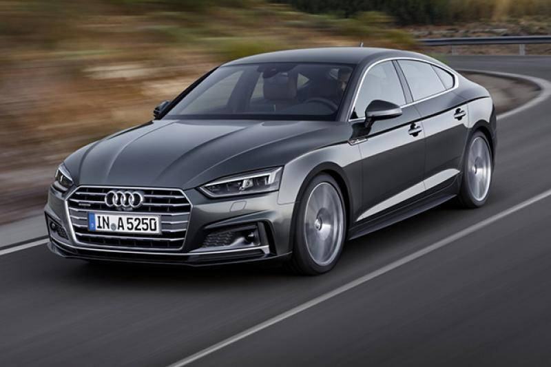 Audi A5 sportback prijzen en specificaties