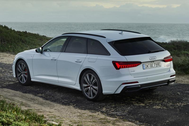 Test Audi A6 55 TFSI e Quattro: dingt mee naar de plug-in hybride-hoofdprijs