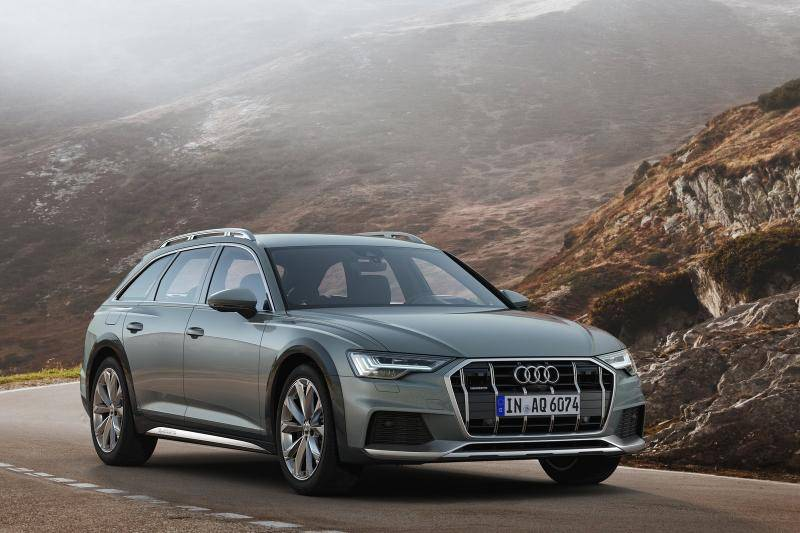 Audi A6 allroad prijzen en specificaties