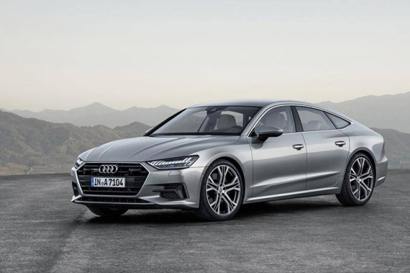 Audi A7 sportback prijzen en specificaties