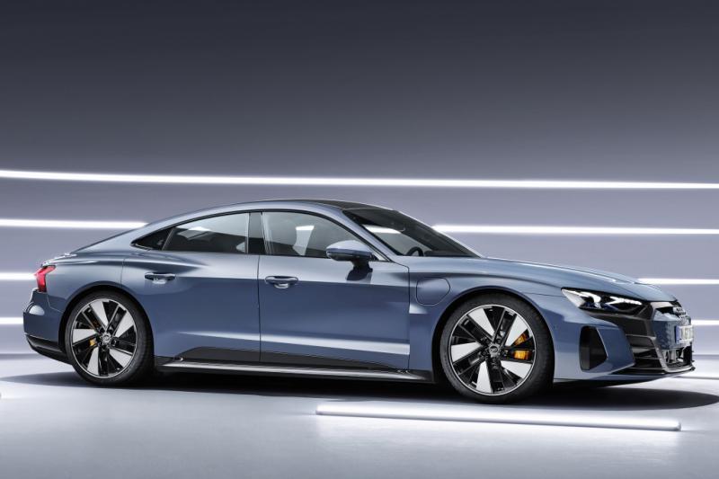 Price Audi E-Tron GT: 10,000 euros less expensive than Porsche Taycan