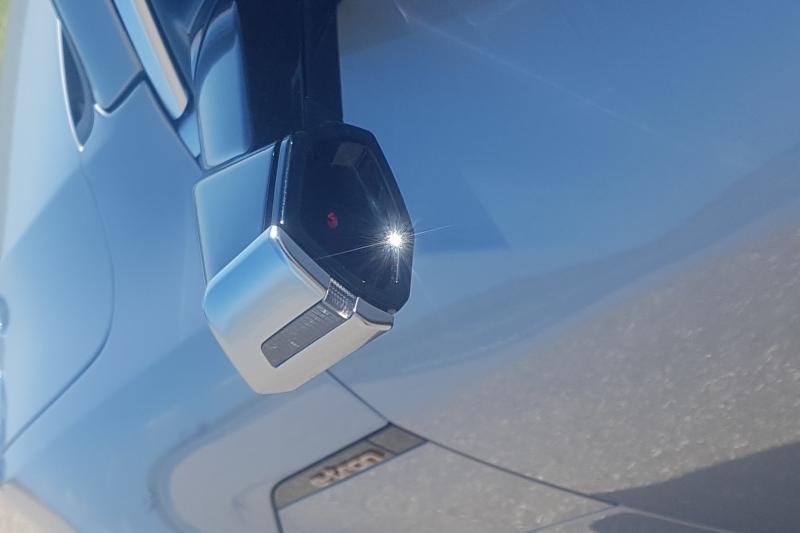 Audi E-Tron Sportback: de onzin van digitale zijspiegels
