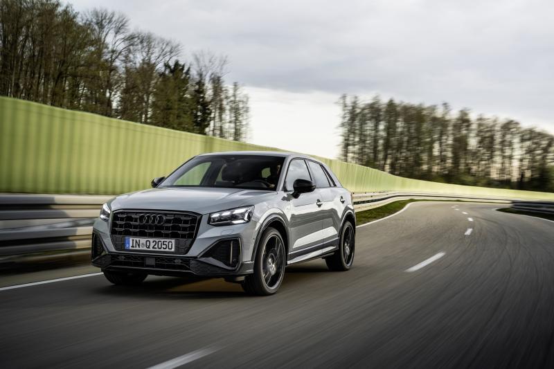 Audi Q2 (2021): Een compacte suv van mitsen en maren
