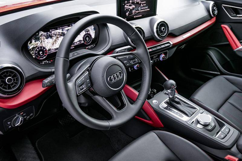 Audi Q2 prijzen en specificaties