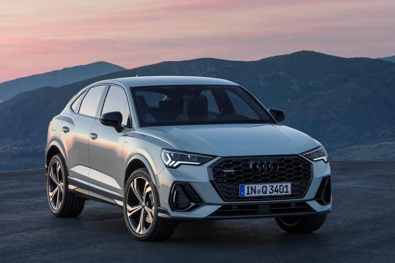 Audi Q3 sportback prijzen en specificaties