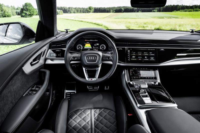 Nee, natuurlijk haalt de plug-in hybride Audi Q8 geen 1 op 38!