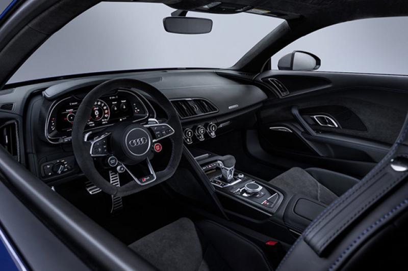 Audi R8 prijzen en specificaties