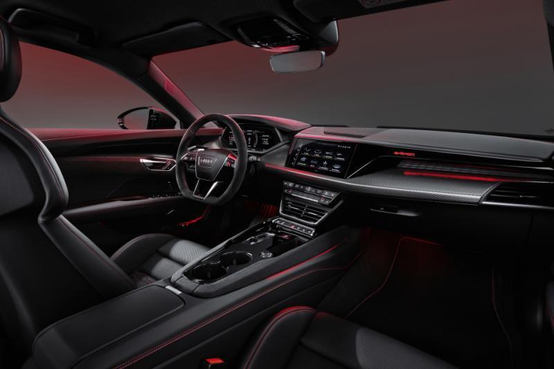 Hoeveel verschilt de elektrische Audi E-Tron GT van de Porsche Taycan?