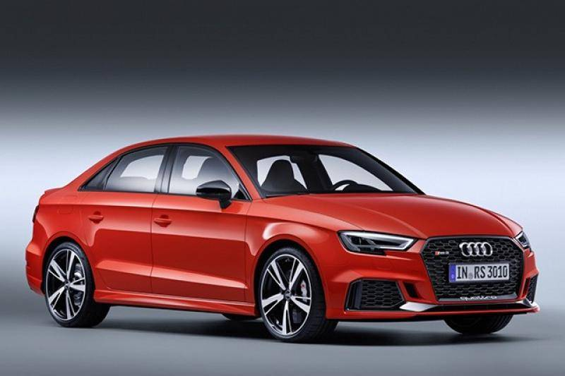 Audi RSQ3 prijzen en specificaties