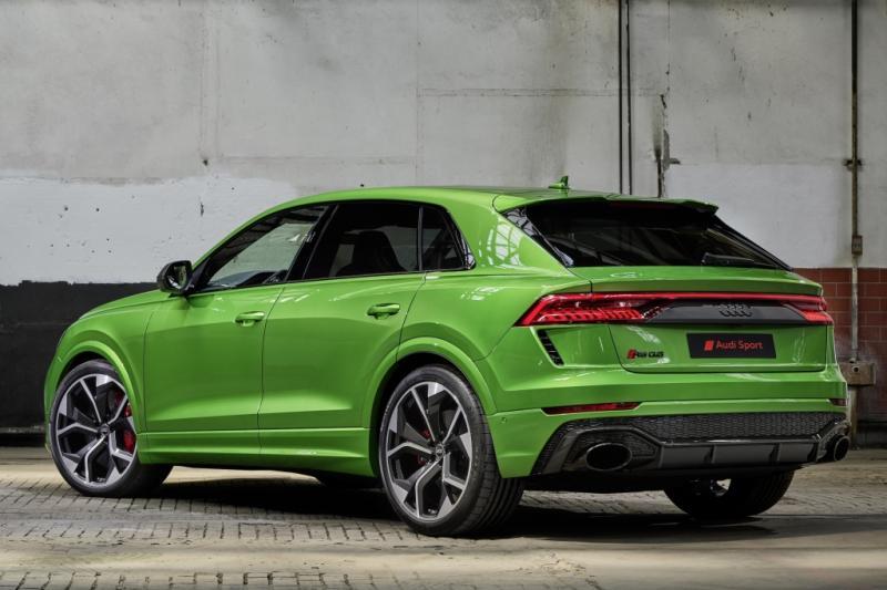 Audi RS Q8 is een Lamborghini Urus in vermomming