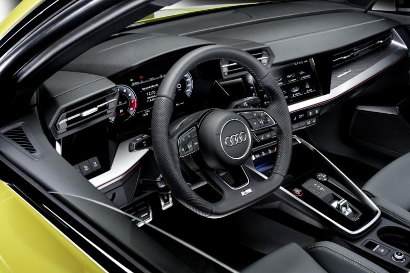 TEST - Met de Audi S3 Sportback kun je knallen in comfort