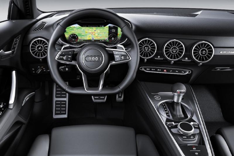 Audi TT coupe prijzen en specificaties