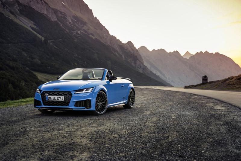 Audi TTS krijgt Competition Plus-schop onder de kont