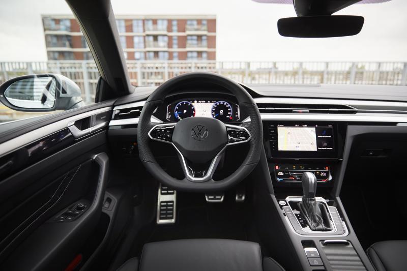Prueba el Volkswagen Arteon Shooting Brake: di adiós al Volkswagen aburrido y sin emociones