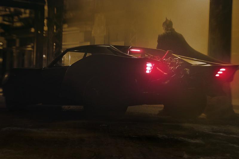 Robert Pattinson in The Batman heeft muscle car als Batmobile