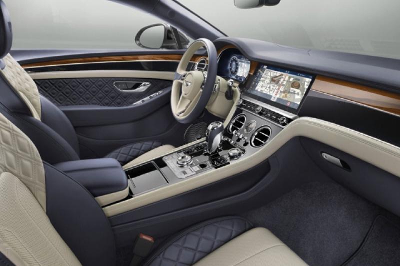 Bentley Continental GT prijzen en specificaties