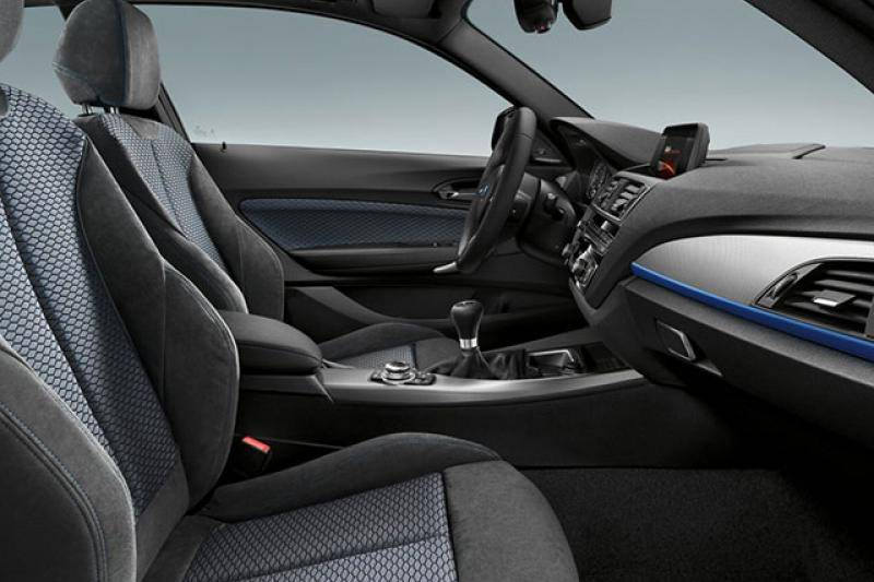 BMW 1-serie 5-deurs