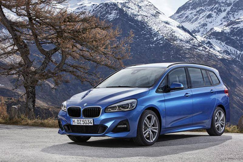 BMW 2-Gran Tourer prijzen en specificaties